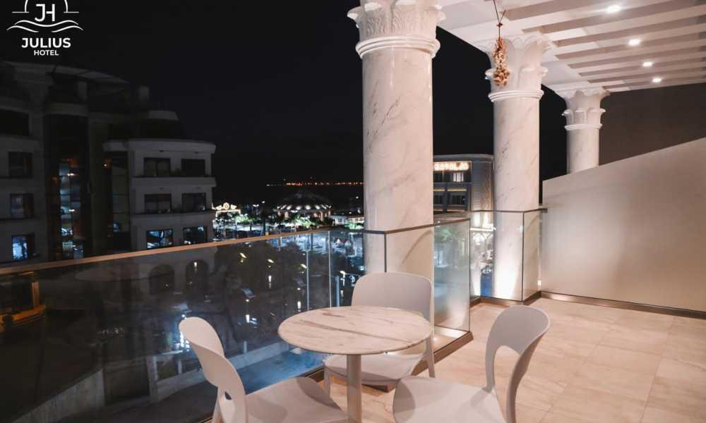 Julius Hotel Golem Durres