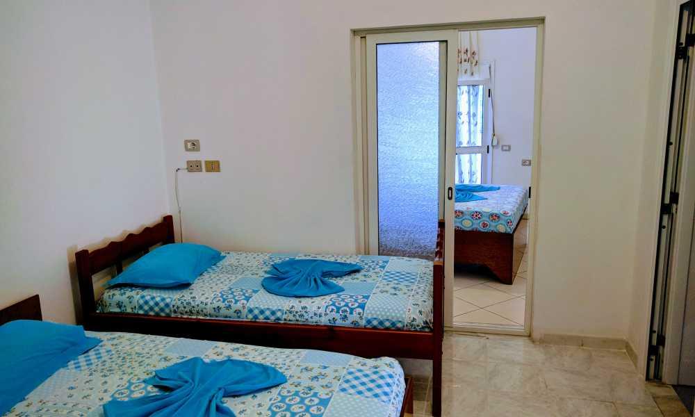 Vila Xhaferaj - Dhoma plazhi familjare dhe per cifte