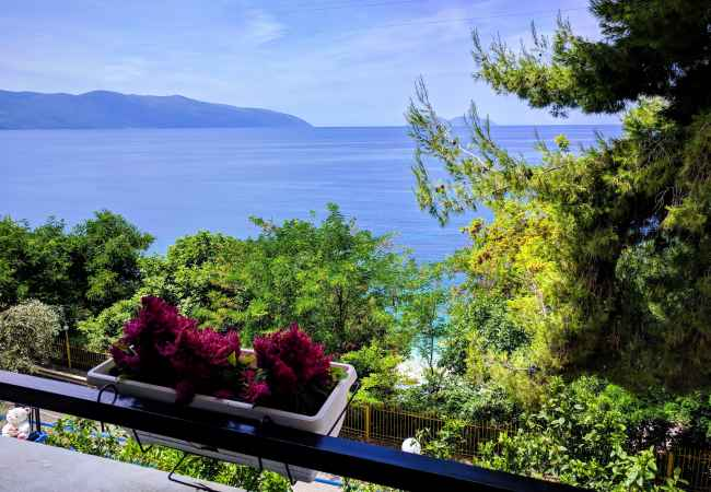 id:139345 - Beach House in Vlora 30 m from the sea