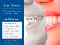 Sherbime Sherbime Profesionale EndoDental Klinike Dentare!