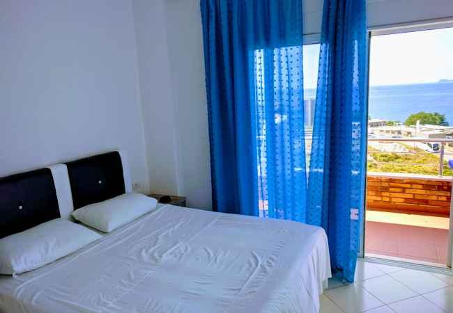 Vila Sanset Vlore - Dhoma plazhi 60 metra nga deti