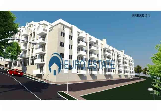 id:136349 - Okazion--Tirane,shes Apartament cilesor 3+1,130 m², 56.000 Euro (Fresku)