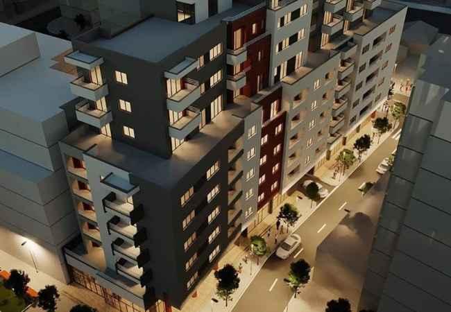 Tirane, shes Apartament i  Ri, 2+1, Kati 5,128 m² ,166.000 Euro(Pazari I ri) Ne hyrje te Pazarit te Ri , shitet apartament 2+1 ne,i cili ju ofron standartet