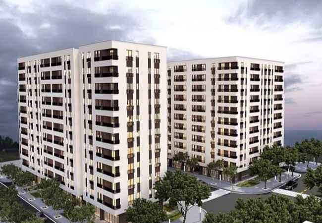 Shitet Apartament kleringu  2+1,91 m2,63.000 Eur (Tregu industrial,5 Maji) Shitet Apartament 2+1 ne kopmpleks te ri banimi.Siperfaqja totale eshte 91 m