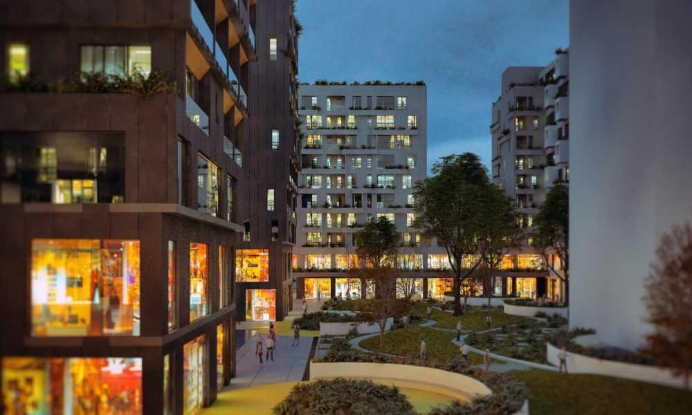 KLERING-Tirane,shes super apartament 2+1,121.000 Eur (SQUARE 21)