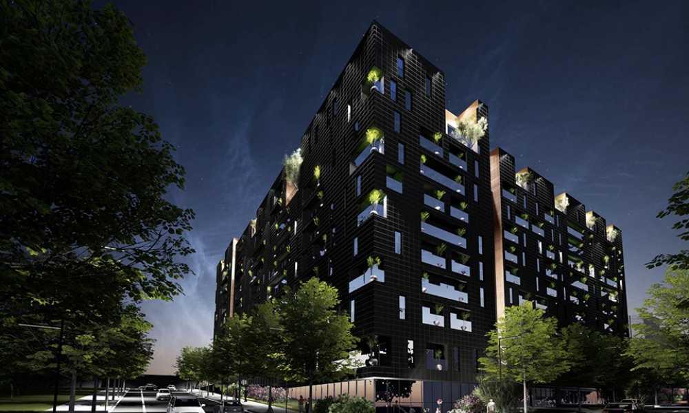 Shitet Apartament Luksi 2+1,92 m2,127.000 Eur(Kompleksi Dinamo)