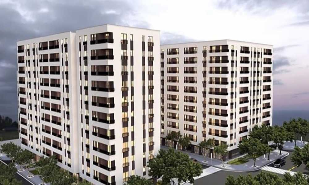 Tirane,Shitet Apartament kleringu 2+1,91 m2,63.000 Eur (5 Maji,Tregu Industrial)