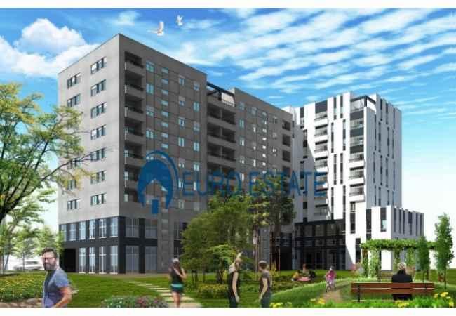 Tirane, shes apartament 2+1+A+BLK Kati 6, 106 m² 79.000 Euro (Porcelan) Apartamenti eshte ne katin 6-te, me siperfaqe totale 106 m2 te organizuar ne 2 d