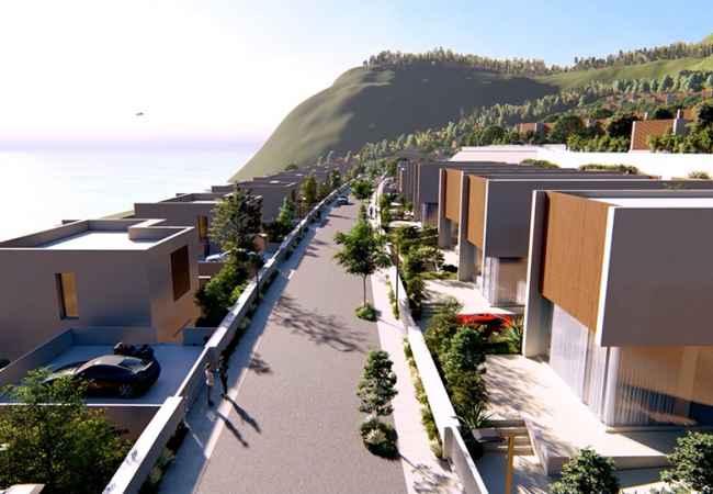 Dhermi,Shes Apartament elitar 1+1,Sip 204 m²,140.000 Eur(GREAN COAST RESORT) Shitet Apartament 1+1 ne kompleksin elitar te jugut, Green Coast Resort ,ne Pala