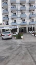 ksamil dhoma Dhoma plazhi ne Ksamil(Heksamil Hotel)
