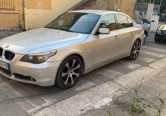 makina me qera Makina me qera  : BMW seria 5