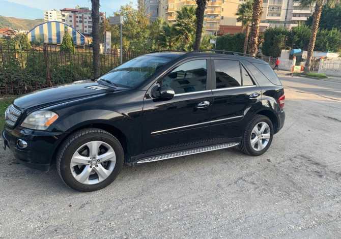 "Car Rental in Tirana Mercedes-Benz 2008 supplied with Diesel Car Rental in Tirana near the ""Rruga e Elbasanit/Stadiumi Qemal Stafa"""