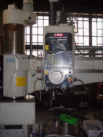 Trapan radial Invema DC13 CN Sinumerik 805