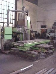 Freza secmu CNC ECS 2401