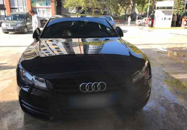 A7 2014 Prodhim Europian Shitet Audi A7 2014 .Pa asnje gervishje.Sherbimet te bera.2 muaj qe ka ard