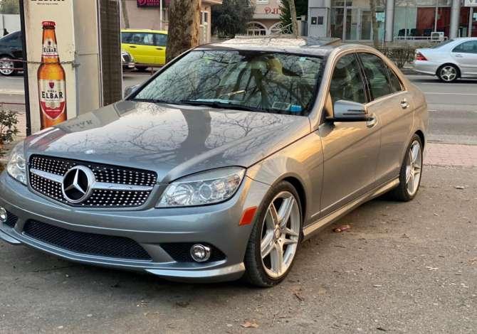 "Car for sale in Tirana Mercedes-Benz 2010 supplied with gasoline-gas Car for sale in Tirana near the ""Don Bosko"" area .This Automatik Merc"