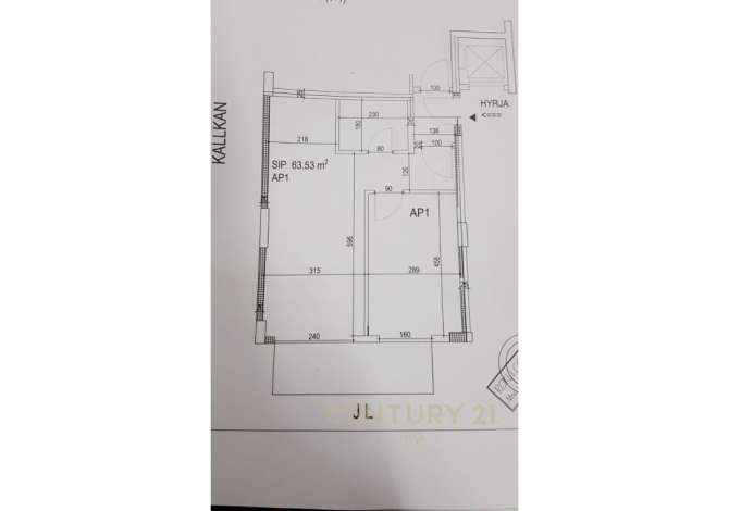 id:312088 - Casa in vendita a Tirana 1+1 Vuoto