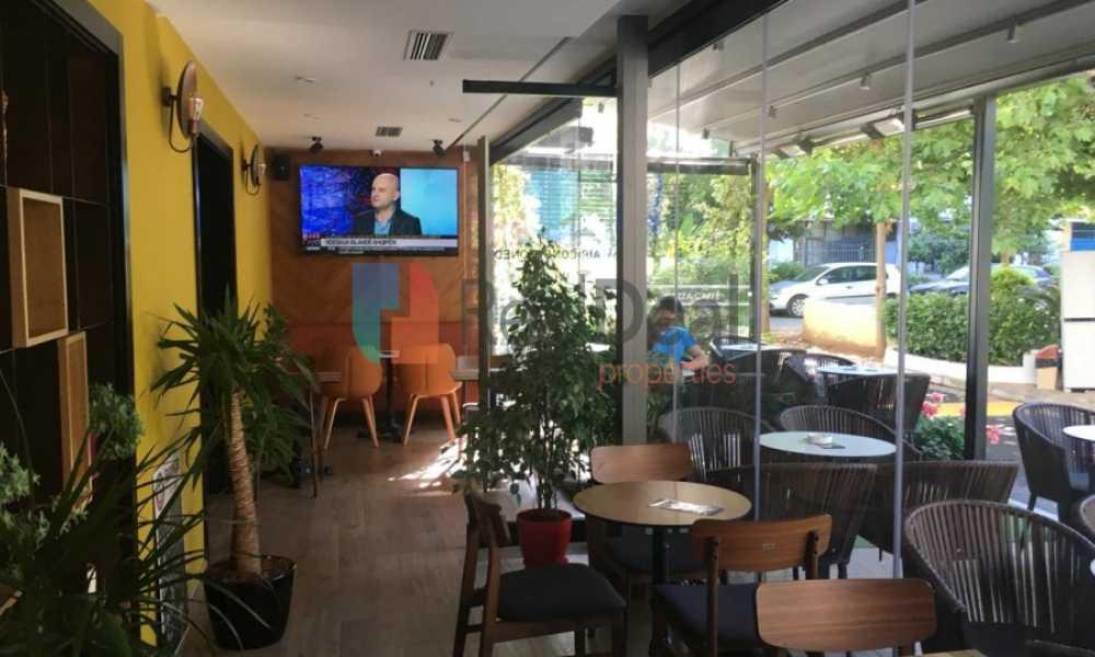 Ne Don Bosko Shitet Bar-Restorant I Super Investuar Me Klientele te Rregullt