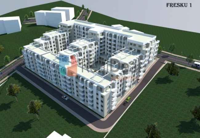 Fresk, Shitet Apartament 1+1 Me Orientim Perfekt!  Tek Fresku. shitet apartament 1+1 me orientim perfekt nga Jugu-Perendimi-Veriu.