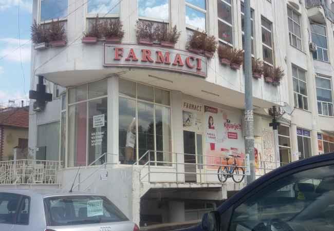 Tirane, ambjent biznesi Kati 0, 60 m2 .3500 Euro (Prane unazes)