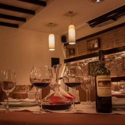 Turizem Bar Dhe Restorante Restorant peshku - Fishland