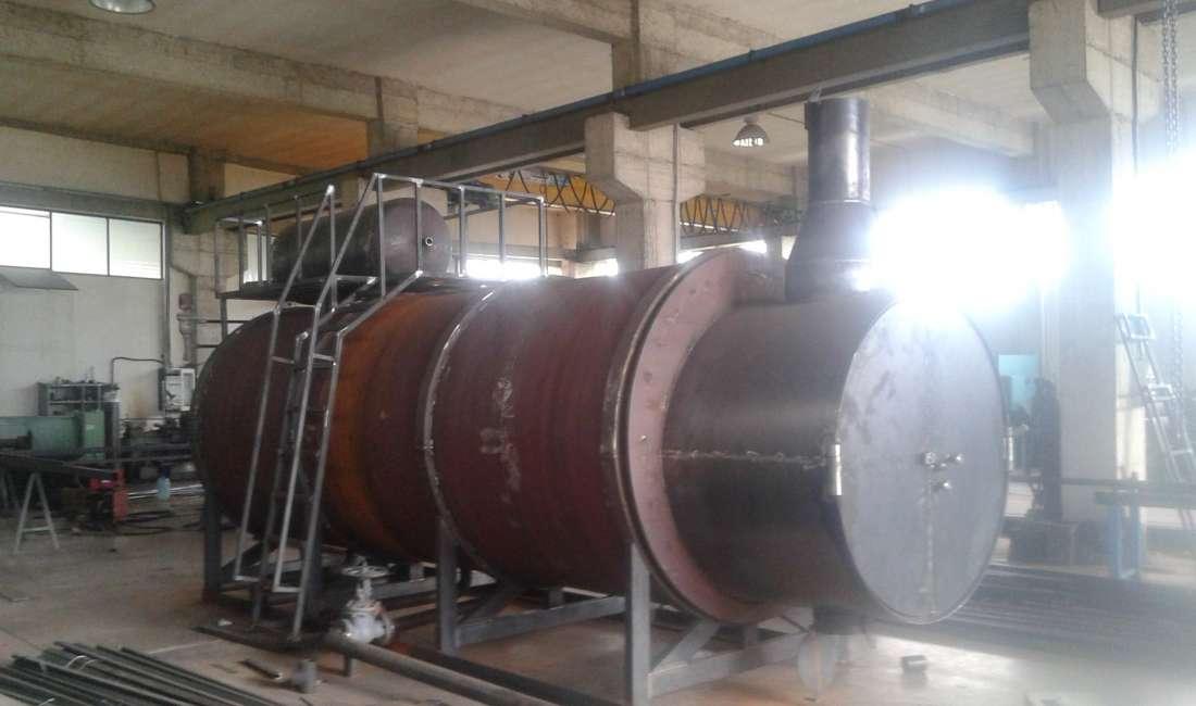 Konstruksione dhe karpenteri metal mekanike