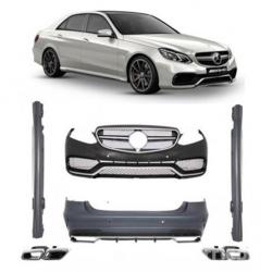 Makina Pjese kembimi dhe oficina Body Kit Mercedes Benz W212 AMG