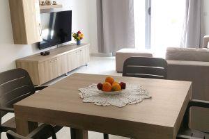 dhom per 2 persona Apartament 1+1 me qera Orikum, Vlore