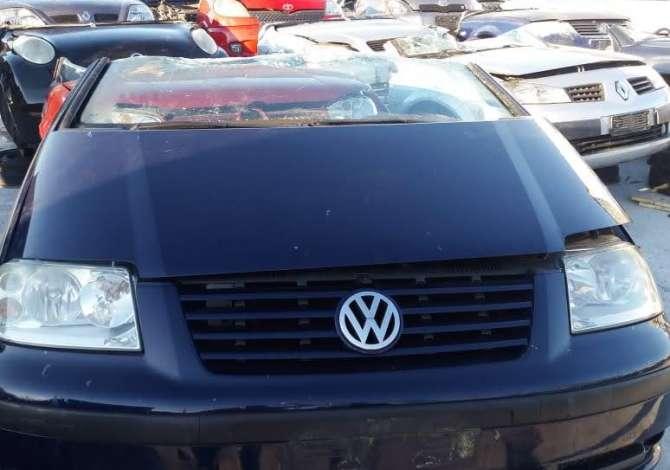 Volkswagen Sharan viti 2002, çmontohet për pjesë këmbimi.