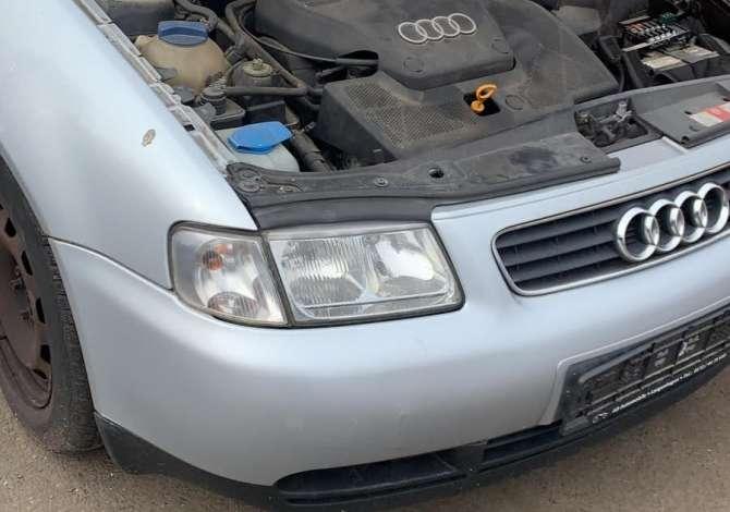 pjese kembimi per makina Audi A3 benzinë i sapoardhur nga Gjermania, çmontohet për pjesë këmbimi