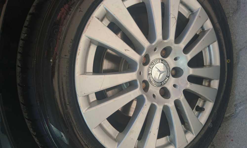 Disqe 16 per Mercedes Benz