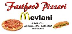 Bar Dhe Restorante Fast Food Mevlani Pizza - Taxi service