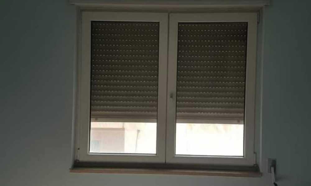 Dritare dopio xham plastike (Rehau)