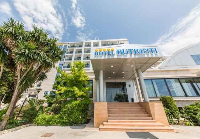 Hotele Shqiptare Hotel Butrinti.