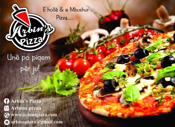 Arbin`s Pizza-Sherbim Taxi