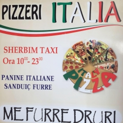 Bar Dhe Restorante Piceri Italia-Sherbim Taxi