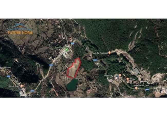 Tirane, shes truall 10.000 m2 450.000 Euro (Fresku)