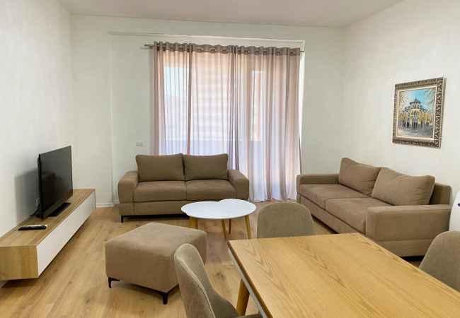 id:311221 - Apartament 1+1 per qira tek Kika 2 tek Komuna e Parisit.