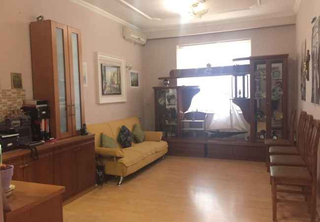 Office For Rent In The Center Of The Capital Business space for rent, 90sqm, in Barrikades street, a few meters away from the