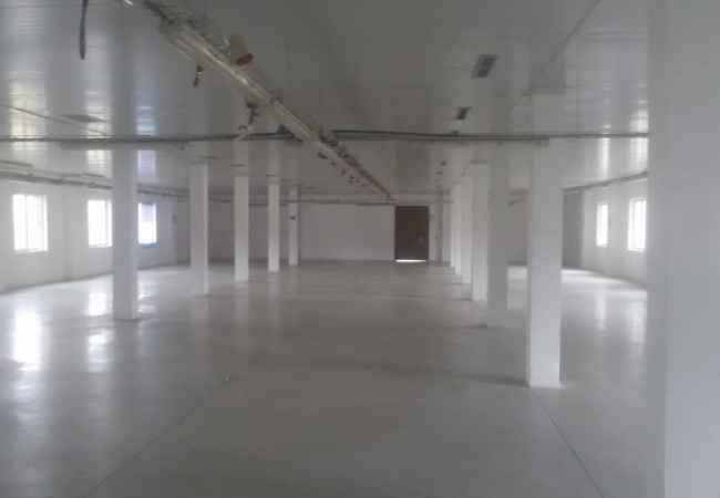Business Property for Rent in Vaqarr with Guard 24 7! Rented 1400m2 business space in Vaqarr. The facility is organized by 2 open-spac