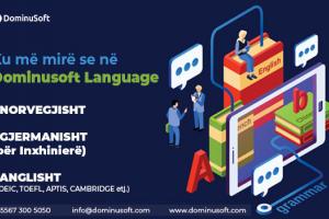 Kurse per gjuhe te huaj - Tirane