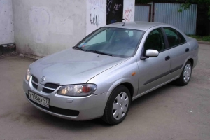 Nissan Almera V.p2003-2004 (pjese kembimi). Nissan Almera V.p2003-2004 (pjese kembimi).
