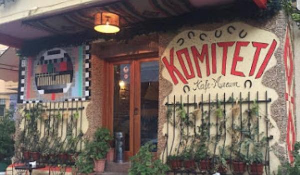 Komiteti - Kafe Muzeum