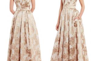 CINDER fustane me qera