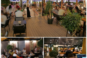 bar lounge Trocadero Bar & Lounge Tirana