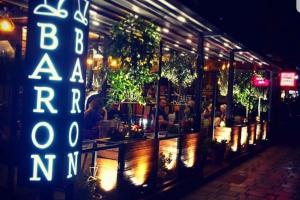 New Baron bar
