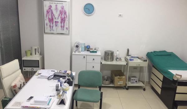 Klinika Gjinekologjike Perla--Kontroll mjeksesor per cdo femer.