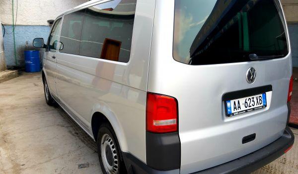 Volkswagen Caravelle T5