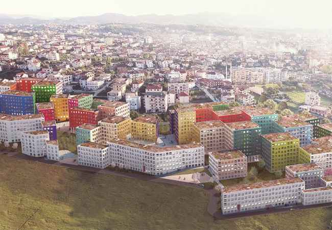 Apartament 1+1 Super Okazion tek Ali Demi, Kompleksi Mangalem21