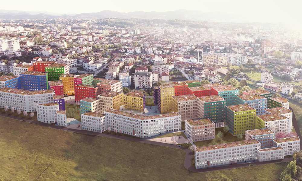 Apartament Okazion tek Ali Demi  2+1, 79 m2 - 58000 Euro